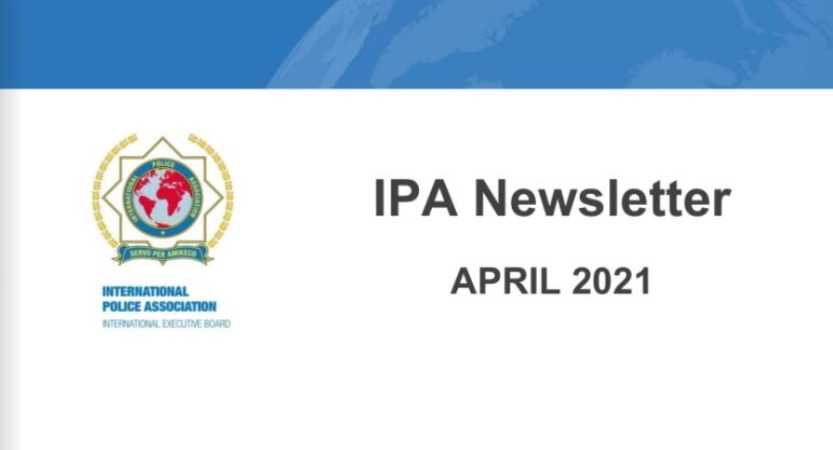 IPA Newsletter April 2021