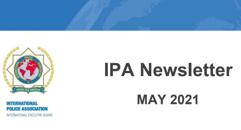 IPA NEWSLETTER MAY 2021